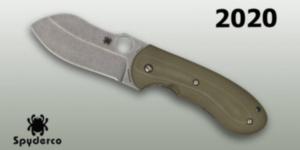 Spyderco 2020: новые ножи, новые стали