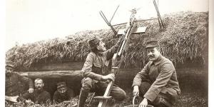 Арбалеты в мировых войнах