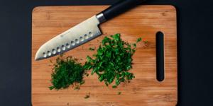 Основные правила при работе с кухонным ножом