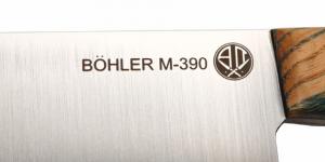 Сталь Böhler M390: почему она так популярна?