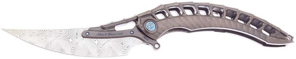 Складной нож Rike Knife Alien4