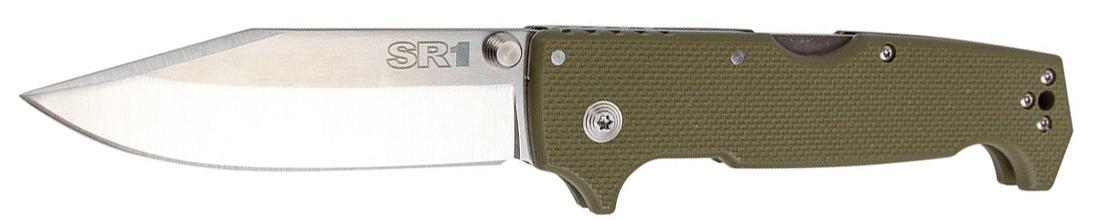 Cold Steel 62L SR1 Tri-Ad Lock OD