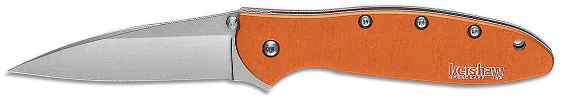 Kershaw Leek Orange