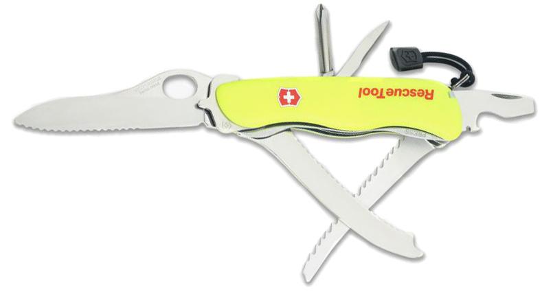 Victorinox 0.8623.MWN Rescue Tool One-Hand