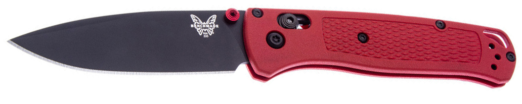 Benchmade Bugout Black/ Red