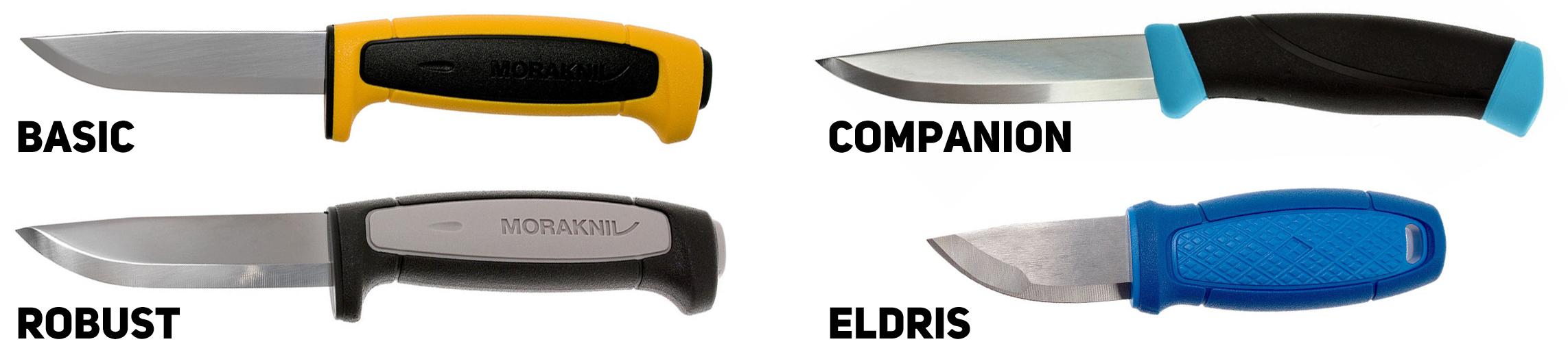 Ножи от Morakniv