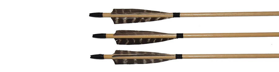 Деревянные стрелы