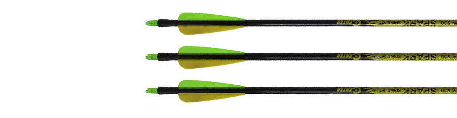 Фиберглассовые стрелы