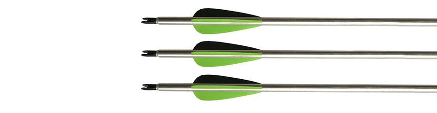 Алюминиевые стрелы