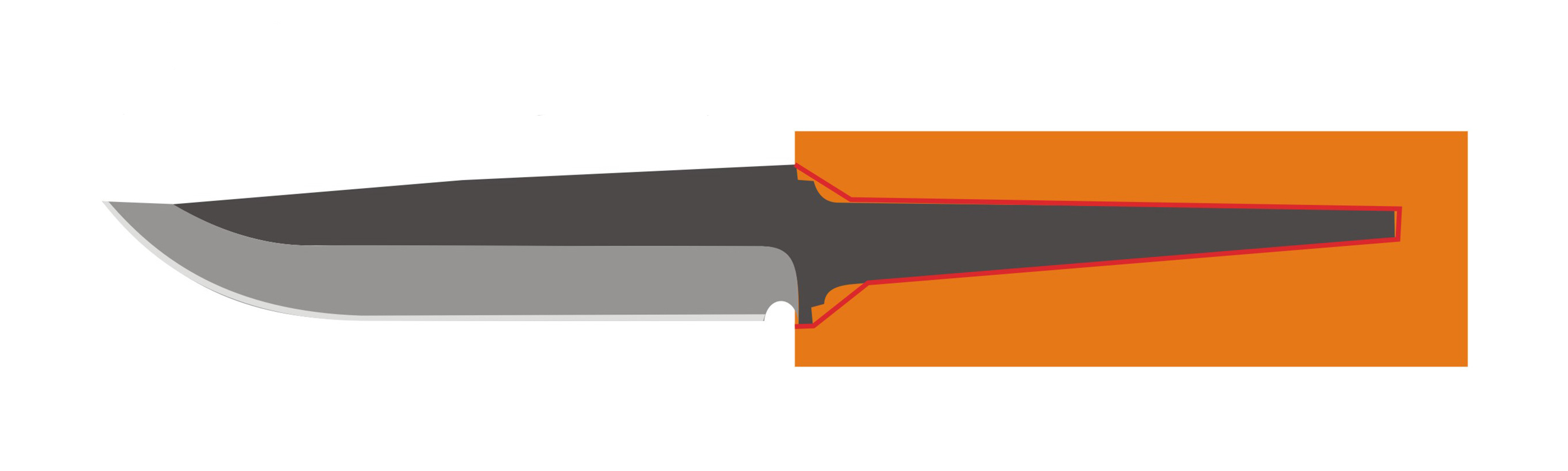 Рукоятка для ножа своими руками: пошаговая инструкция