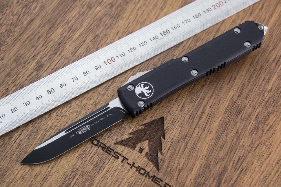 Нож автоматический Microtech 121-1 Ultratech