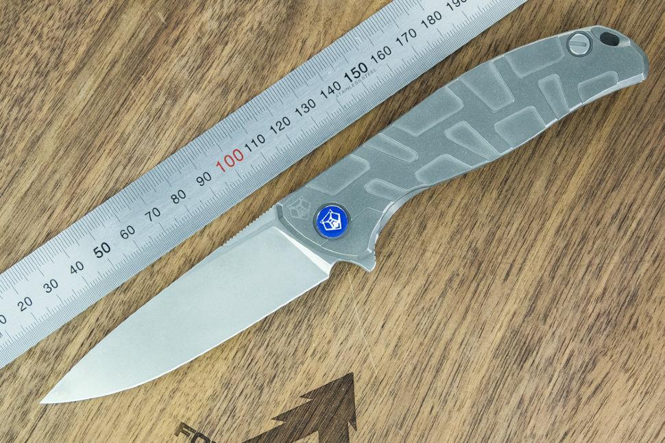 Нож складной F95RT из стали Vanax 37