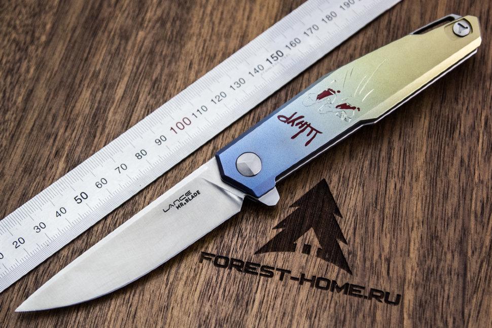 Нож складной Mr.Blade Lance Лабутены