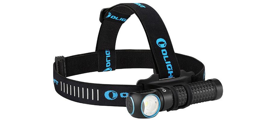 Налобный фонарь Olight Perun NW Cree XH-P 50.2 2000 люмен
