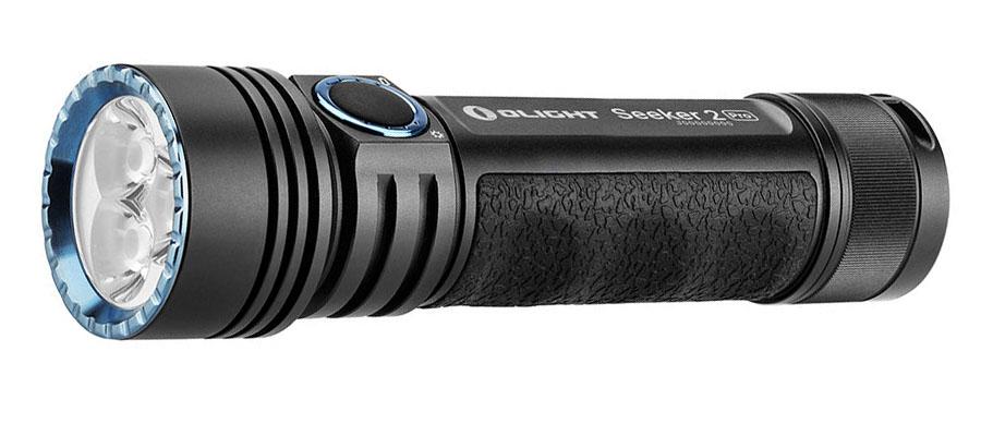 Ручной фонарь Olight Seeker 2 Pro Cree XP-L HD CW Холодный белый 3200 люмен