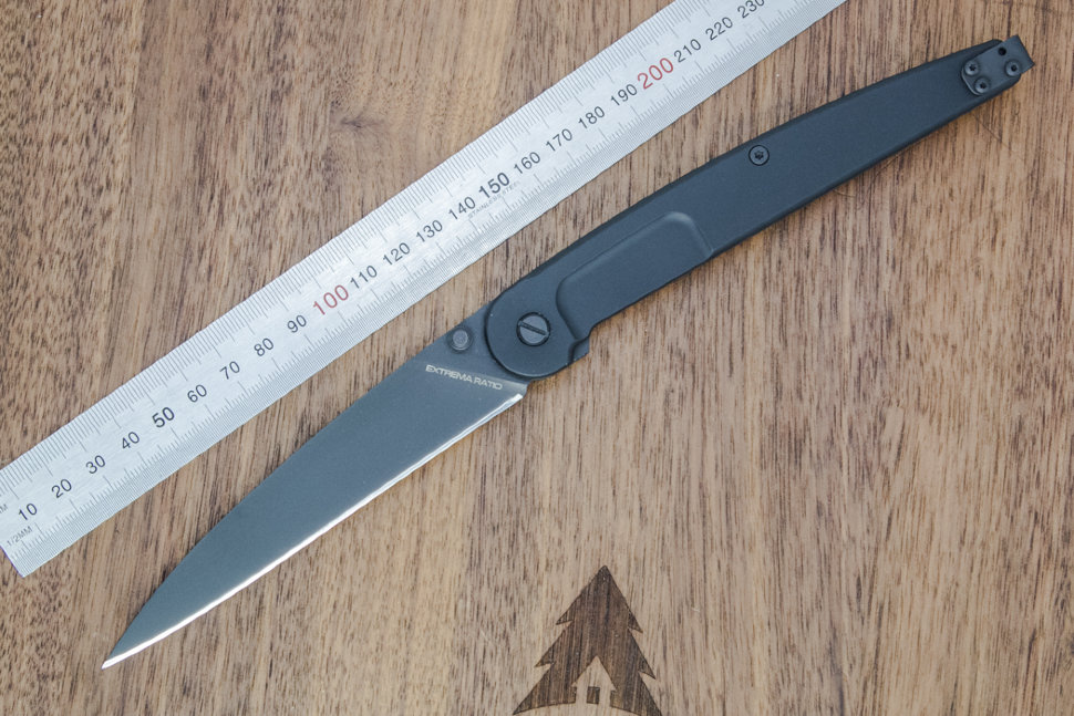 Складной нож Extrema Ratio BF3 Dark Talon 135BF3