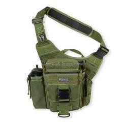 Сумка плечевая Maxpedition Jumbo Versipack OD Green (412G)