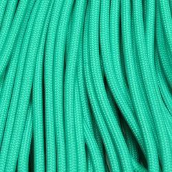 Паракорд Atwoodrope 550 Parachute Cord teal 1м (США)