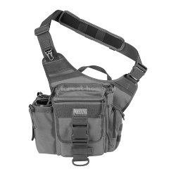 Сумка плечевая Maxpedition Jumbo Versipack Wolf Gray (412W)
