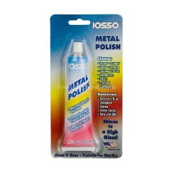 Паста Iosso Metal Polish для чистки/полировки металла 85гр (10333)