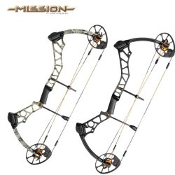 Лук Mission (by Mathews) Ballistic 2.0 блочный 100м/с