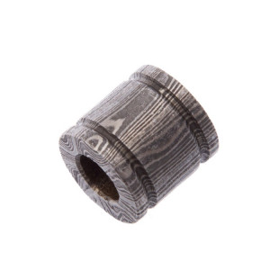 Бусина Damascus Bead Barrel дамаск (13102)  (13102)