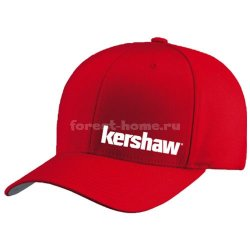 Бейсболка Kershaw Red Stretch Fit S/M красная (KHatKerStretchfitRED)