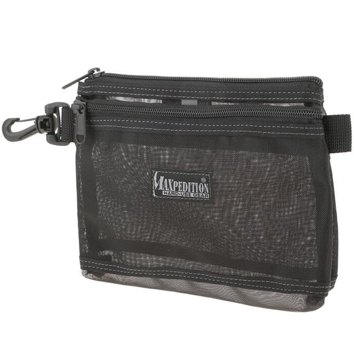 Подсумок Maxpedition The MOIRE Pouch Black (809BM)