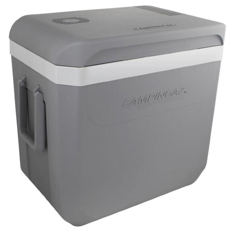 Автохолодильник Campingaz Powerbox Plus 36л 12В/220В серый
