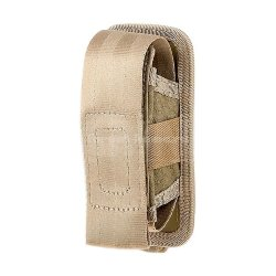 Подсумок Maxpeditions SES Single Sheath Pouch Tan (SESTAN)