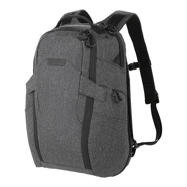 Рюкзак Maxpedition Entity 27 CCW-Enabled Laptop Backpack 27L Charcoal (NTTPK27CH)
