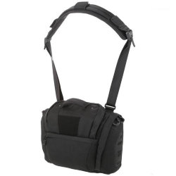Сумка плечевая Maxpedition Solstice CCW Camera Bag 13.5L Black (STCBLK)