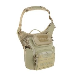 Сумка плечевая Maxpedition Wolfspur Crossbody Bag Tan (WLFTAN)