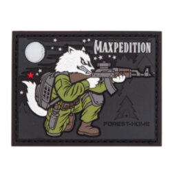 Патч Maxpedition Russian Wolf AK47 (RUWLFZ)