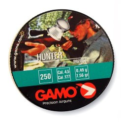 Пуля пневм. Gamo Hunter 4,5мм 250шт