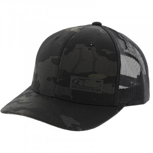 Бейсболка Mechanix Wear Flexfit Snapback Multicam Black