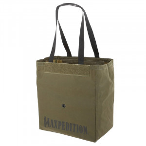 Сумка складная Maxpedition Roll Up Tote Green (TTEMXGRN)  (TTEMXGRN)