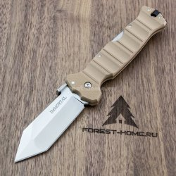 Нож Cold Steel 23GVB Immortal Coyote Tan сталь CTS-XHP рукоять G10