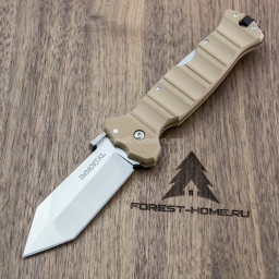 Нож Cold Steel 23GVB Immortal сталь CTS-XHP рукоять Coyote Tan G10